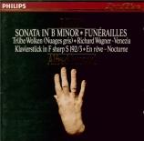LISZT - Brendel - Funérailles, pour piano en fa mineur S.173 - 7