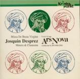 JOSQUIN DESPREZ - Ars Nova Copenh - Missa 'de Beata Vergine'