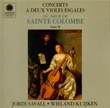 Concerts à 2 violes esgales Tome II