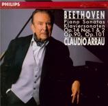 BEETHOVEN - Arrau - Sonate pour piano n°27 op.90