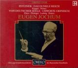 PFITZNER - Jochum - Urworte Orphisch op.57
