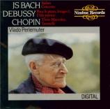 BACH - Perlemuter - Concerto italien, pour clavier en fa majeur BWV.971