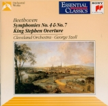BEETHOVEN - Szell - Symphonie n°4 op.60