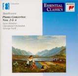 BEETHOVEN - Fleisher - Concerto pour piano n°2 en si bémol majeur op.19