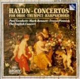 HAYDN - Pinnock - Concerto pour hautbois et orchestre en do majeur Hob.V