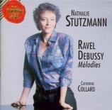 DEBUSSY - Stutzmann - Ariettes oubliées, six mélodies pour voix et piano