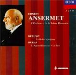 DUKAS - Ansermet - L'Apprenti sorcier (Vol.4) Vol.4