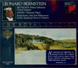 BEETHOVEN - Bernstein - Missa solemnis op.123