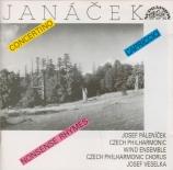 JANACEK - Palenicek - Capriccio pour piano (main gauche) et ensemble de