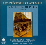 Pièces pour le clavecin Vol.3