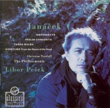 JANACEK - Pesek - Sinfonietta pour orchestre op.60