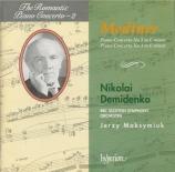 MEDTNER - Demidenko - Concerto pour piano n°2 en do mineur op.50