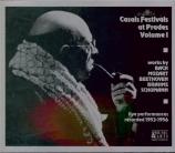 Festival Casals à Prades Vol.1