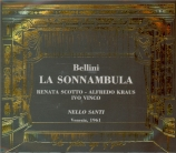 BELLINI - Santi - La sonnambula (La somnambule) Live, 26 - 05 - 1961 Venezia