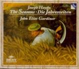 HAYDN - Gardiner - Die Jahreszeiten (Les saisons), oratorio pour soliste