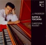 FROBERGER - Rousset - Suite pour clavecin n°20 en ré majeur