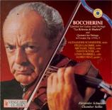 BOCCHERINI - Schneider - Quintette pour guitare, deux violons, alto et v