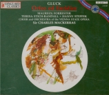 GLUCK - Mackerras - Orfeo ed Euridice (version italienne)