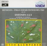 BEETHOVEN - Klemperer - Symphonie n°4 op.60 live Wiener Festwochen 1960