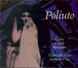 DONIZETTI - Votto - Poliuto (live à la Scala, 7 - 12 - 1960) live à la Scala, 7 - 12 - 1960