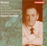 NIELSEN - Thomson - Symphonie n°1 op.7