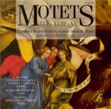 Motets des XVIe, XVIIIe et XXe siècles