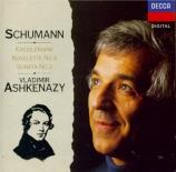 SCHUMANN - Ashkenazy - Kreisleriana, pour piano op.16