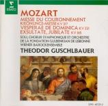 MOZART - Guschlbauer - Missa 'Kronungsmesse' K.317