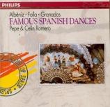Danses espagnoles célèbres
