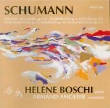 SCHUMANN - Boschi - Gesänge der Frühe (Chants de l'aube), cinq pièces po