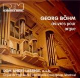 Oeuvres pour orgue