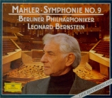 MAHLER - Bernstein - Symphonie n°9