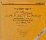 BELLINI - Picco - I puritani (Les puritains) (live Mexico 29 - 5 - 1952) live Mexico 29 - 5 - 1952
