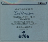 BELLINI - Sanzogno - La straniera (Live Palermo, 10 - 12 - 1968) Live Palermo, 10 - 12 - 1968