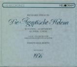 STRAUSS - Keilberth - Die ägyptische Helena (Hélène d'Egypte), opéra op live München, 27 - 8 - 56