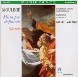 MOULINIE - Laplénie - Missa pro defunctis quinque vocum