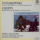 TCHAIKOVSKY - Magaloff - Concerto pour piano n°1 en si bémol mineur op.2