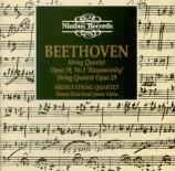 BEETHOVEN - Medici Quartet - Quintette à cordes n°2 op.29