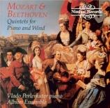 BEETHOVEN - Perlemuter - Quintette pour piano et vents op.16