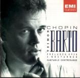 CHOPIN - Barto - Vingt-quatre préludes pour piano op.28