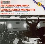 COPLAND - Wild - Concerto pour piano
