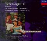 Don Pasquale - Il Maestro di Cappella