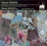 SCRIABINE - Neuhaus - Concerto pour piano et orchestre en fa dièse mineu