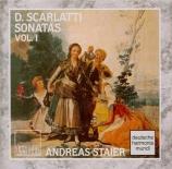 Sonates pour clavecin Vol.1