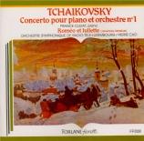TCHAIKOVSKY - Clidat - Concerto pour piano n°1 en si bémol mineur op.23