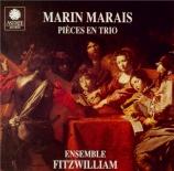 MARAIS - Ensemble Fitzwi - Pièces en trio