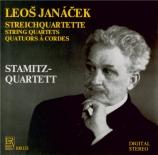 JANACEK - Stamitz Quartet - Quatuor à cordes n°1 'Kreutzer Sonata'