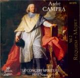 CAMPRA - Niquet - Requiem