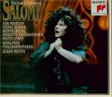 STRAUSS - Mehta - Salomé, opéra op.54