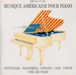 Musique américaine pour piano